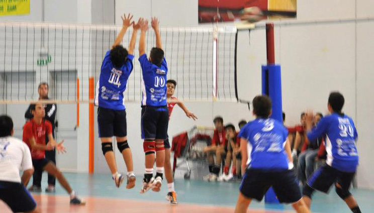volley under17 5nov12